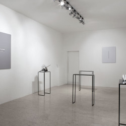 Silvia Hell - A Form Of History - installation view