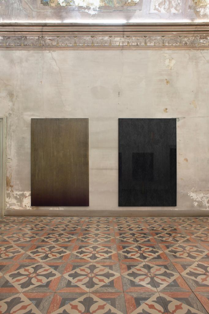 016. Philip Seibel - Tafel 19 - 2013 - Tafel 32 - 2014 - courtesy AplusB Brescia