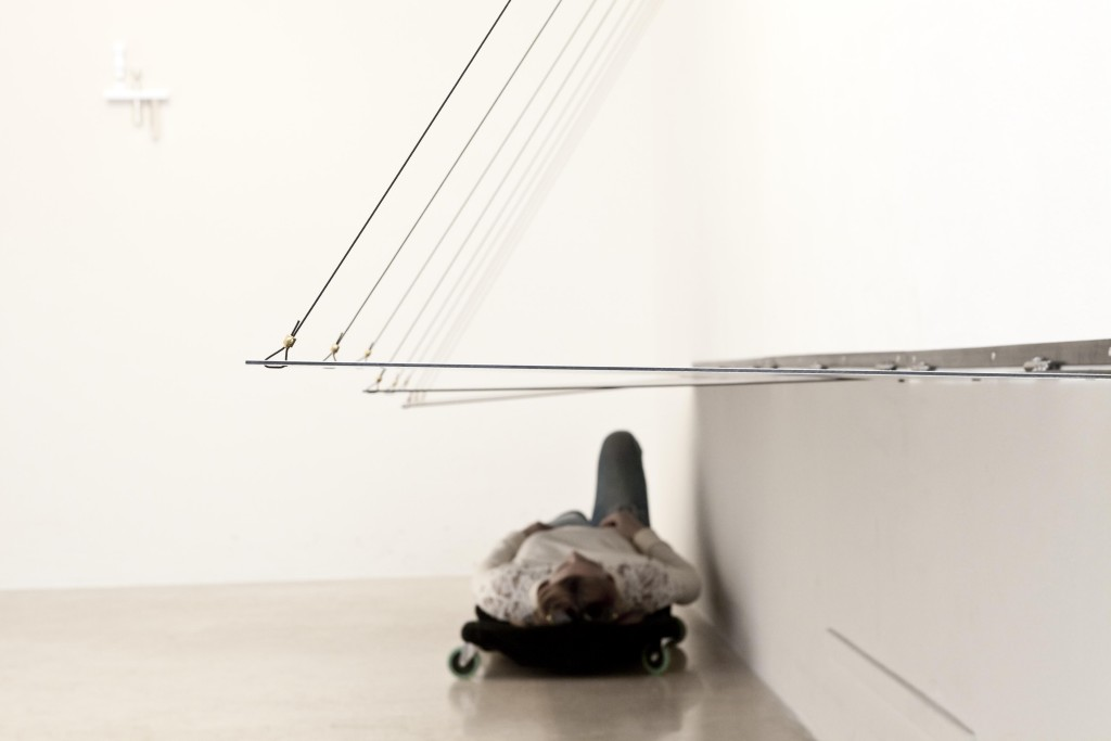 Silvia Hell, VRS (Piano focale a soggetto mobile), 2014