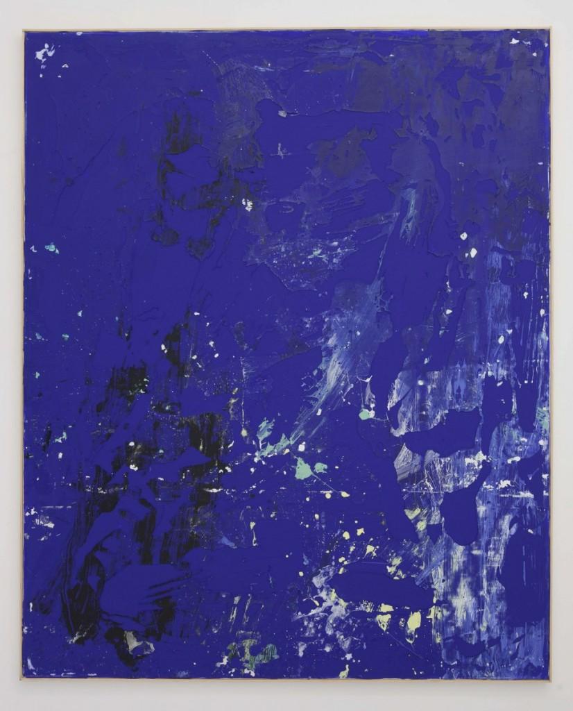 Tiziano Martini, Fanta, 2015, acrylic paint, acrylic binder and acrylic sediments and dirt on primer on cotton, artist frame, cm 161×131