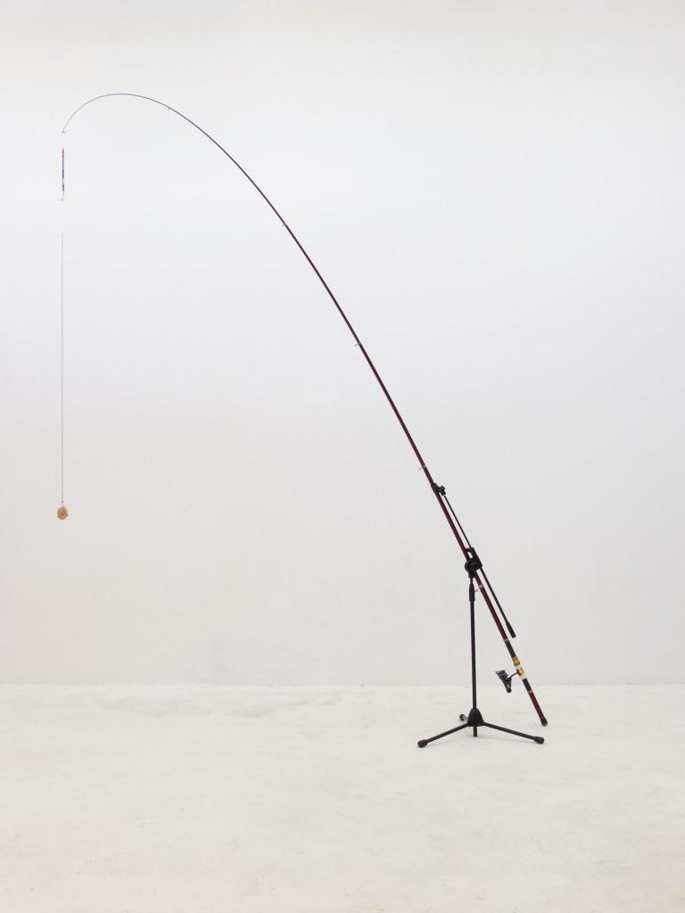 04 - DMZ - arco con canna da pesca 2013