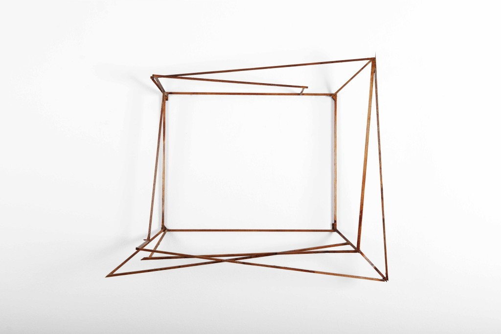Max Frintrop sculpture2 Untitled 65x85x23cm 2012