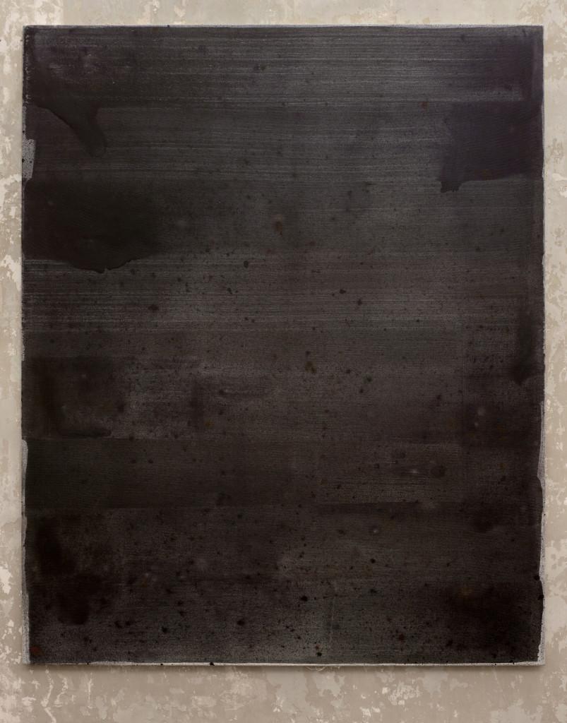 Max Frintrop Untitled_Scott 2014 Mexed Media 160x160cm - courtesy AplusB Brescia