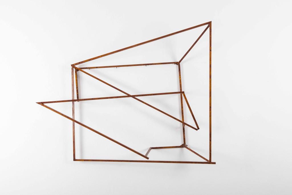 Max Frintrop sculture1 Untitled 110x85x27cm - 2012