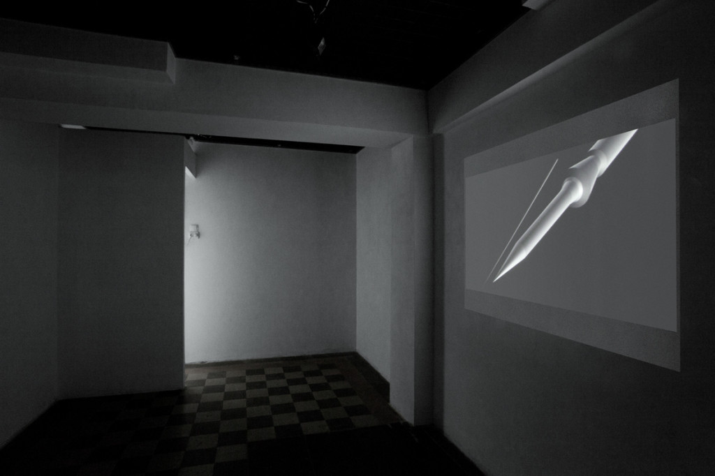 Silvia Hell, A Form of History, 2011, Video,