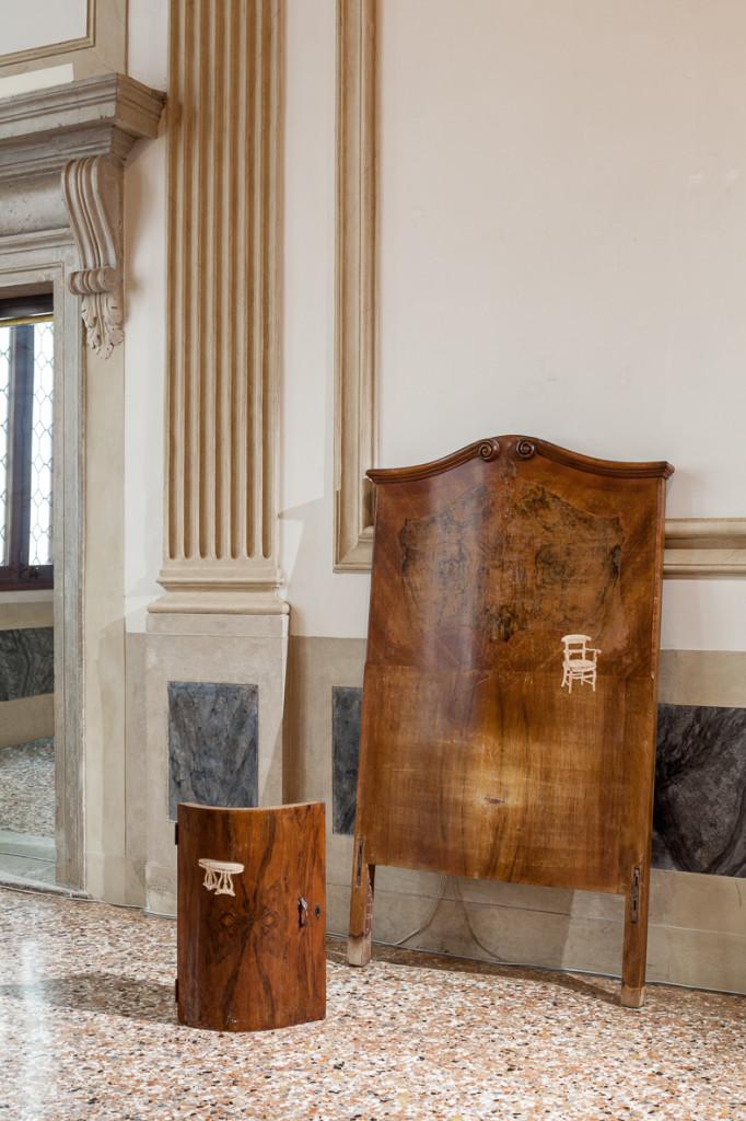 011 Marco Gobbi. Portrait like a furniture by Clèment Cadou